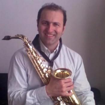 Sassofono:Valerio Barbieri