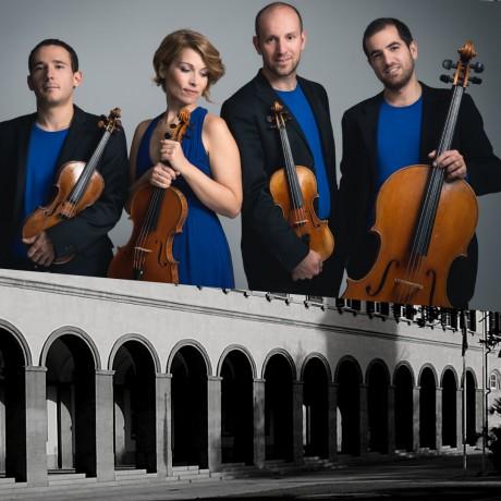 Incontro con il Quartetto Noûs