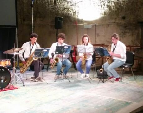 Concerto del Quartetto di sax - Harborea