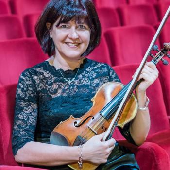 Violino:Annamaria Fornasier
