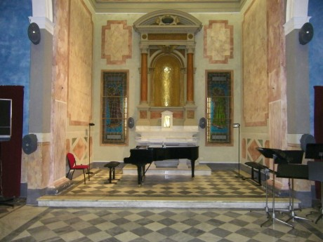L'auditorium Cesare Chiti