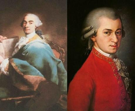 Mozart e Cimarosa al Teatro Solvay