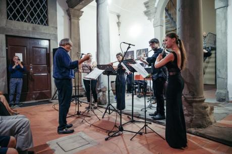 Quasibarocco Ensemble in concerto