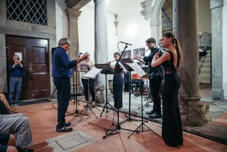 Quasibarocco Ensemble al Museo Piaggio