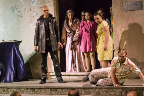 La Rita di G. Donizetti a Campiglia e Castiglioncello