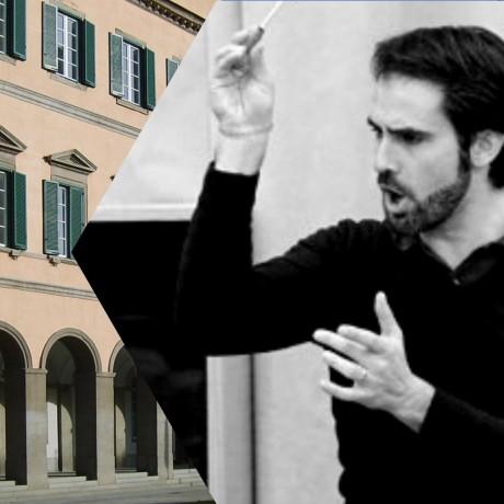 Il gesto,     il respiro,     il suono
